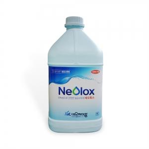 네오록스 4L - 미산성차아염소산수 / 기구등의살균소독제