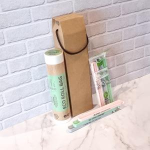 슈가랩 에코 롤백 + 밀봉집게 선물세트