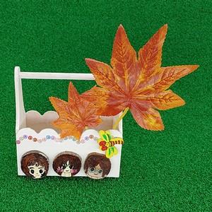 가을만들기정리함(우리가족 가을 나들이A) - 5인 구성