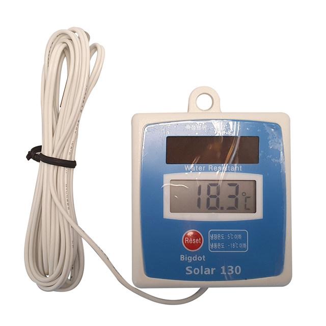 냉장냉동고 온도계(쏠라-130)